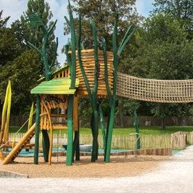 Conception de terrains de sport et aires de jeux à Angers et dans le 49