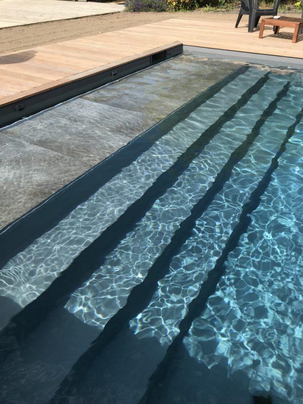 création piscine angers saumur
