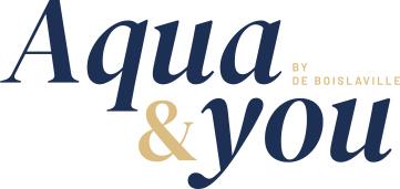 Logo Aqua&You by de Boislaville, revendeur Jacuzzi et spa dans le 49