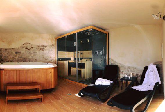 Spa sauna Jacuzzi Angers Saumur