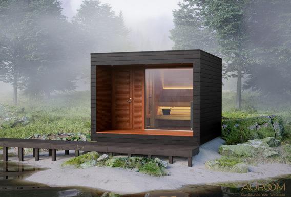 Installateur sauna extérieur