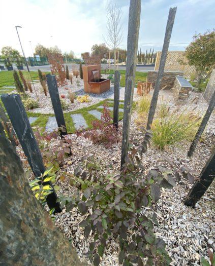 Aménagement jardin paysagiste