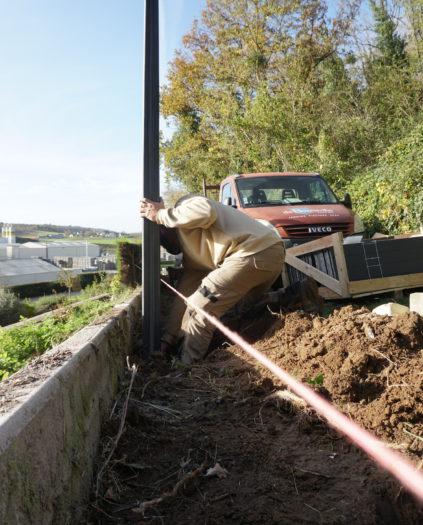 Installateur clôture portail
