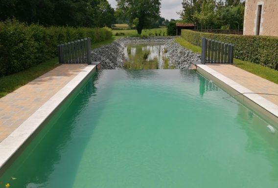 Rénovation piscine à Angers